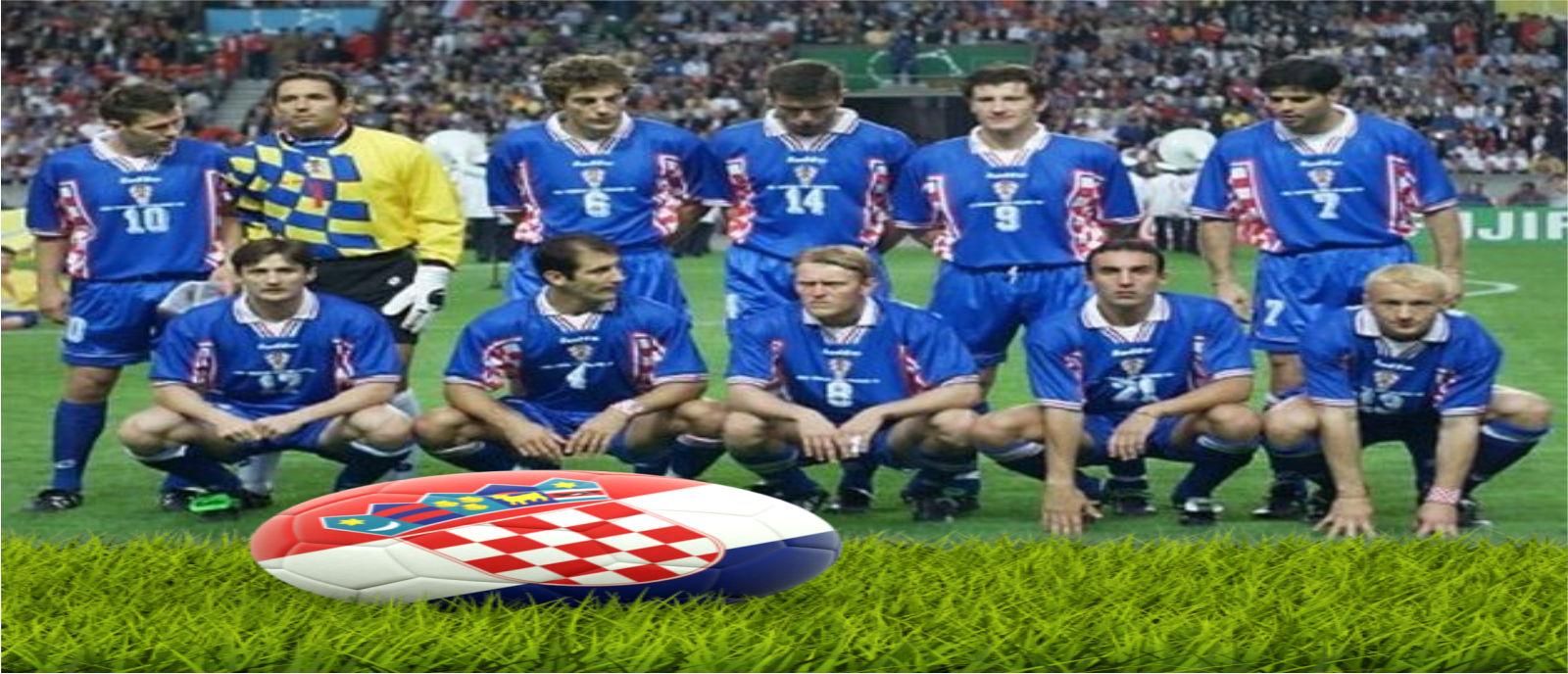 Hrvatska nogometna reprezentacija 1998.