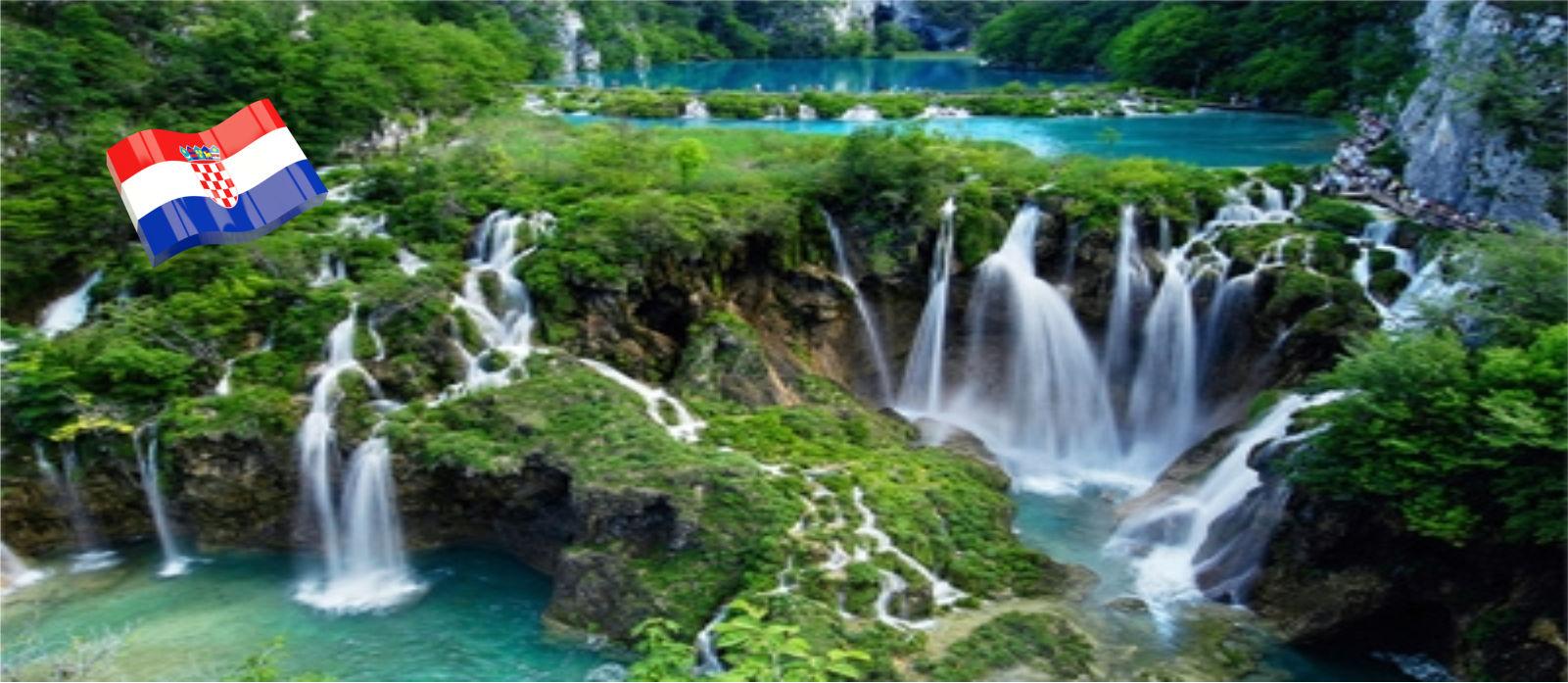 Hrvatska – Slapovi prirodne izvorske vode